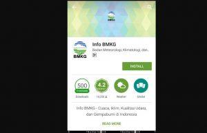 Aplikasi Wajib di Smartphone saat Musim Hujan