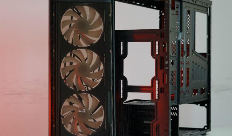 Aerocool S1-52900 Murah Dapat 3 Kipas RGB