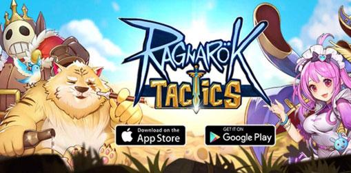 Ragnarok Tactics Gabungan Game Strategi dan Game Idle Sudah Dibuka Pre Registernya