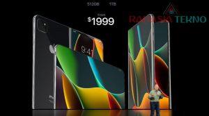 iPhone 12 & iPhone X Fold
