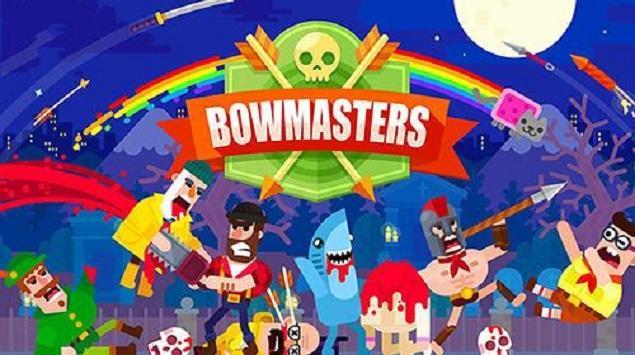 Begini Cara Main Game Bowmaster apk