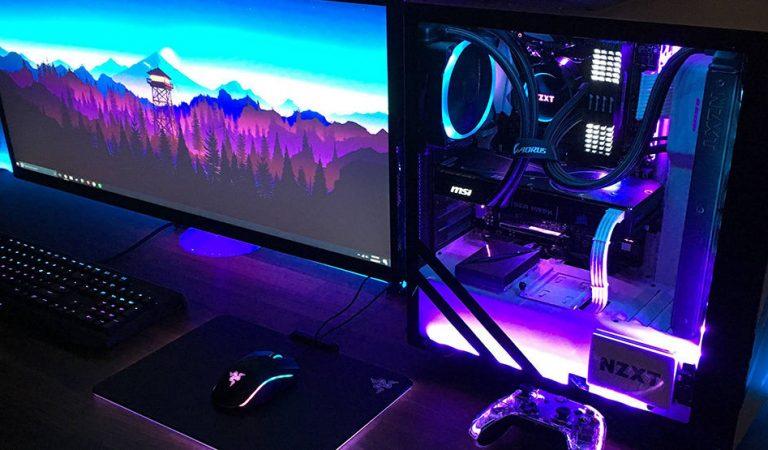 PC Gaming Terbaik High End 2020 Gaya Sultan