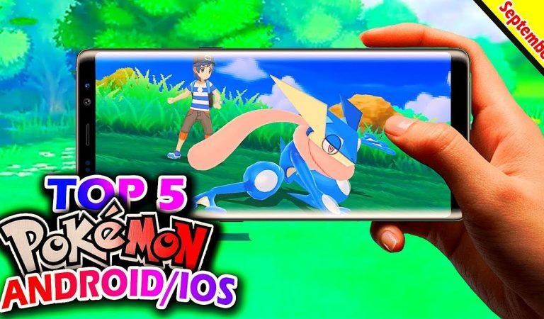 Pokemon Game Android dan iOS Terbaik 2020