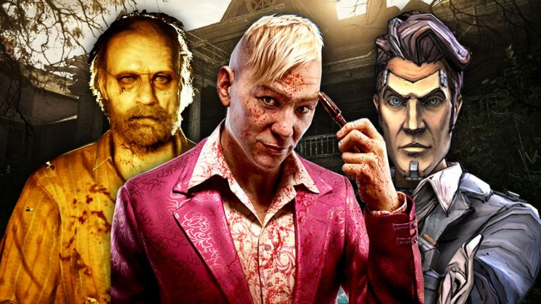 Villain di Video Game yang Sebenarnya Tokoh Baik