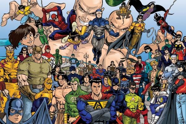 Superhero Ini Asli Indonesia Tak Kalah dengan Marvel