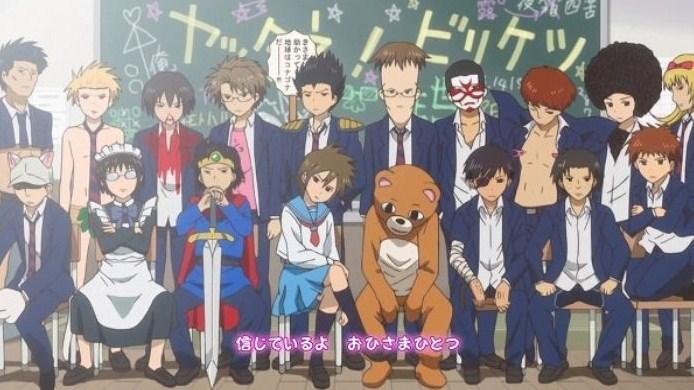 Rekomendasi Anime Komedi yang Bakal Kamu Suka