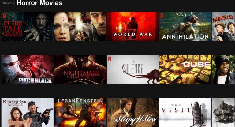 Film Horor Wajib Tonton di Netflix dan Link Streamingnya