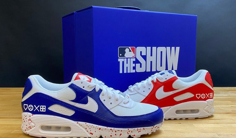 Nike dan Playstation Kolaborasi Hadirkan Sepatu MLB The Show 20