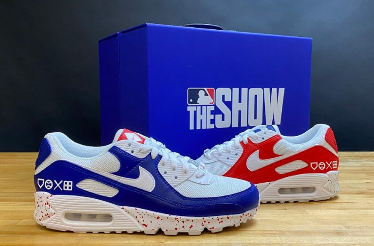 Nike dan Playstation Kolaborasi Hadirkan Sepatu MLB The Show20