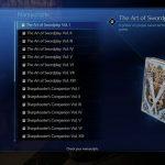 Lokasi Manuscripts Terlengkap Final Fantasy VII Remake