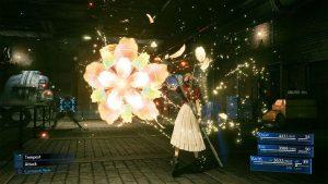 Kekuatan Aerith Game Final Fantasy VII Remake