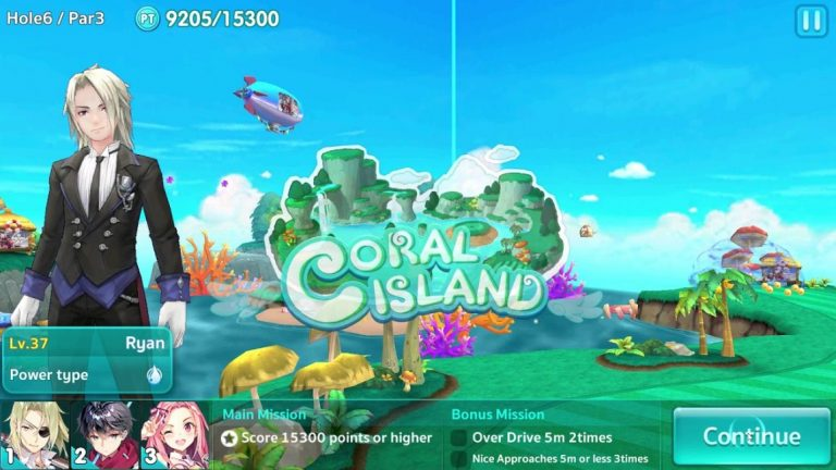 Game Simulasi Kehidupan di Sebuah Pulau, Coral Island
