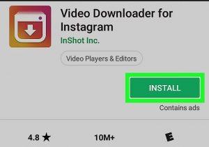 Aplikasi Download Video Instagram Terbaik