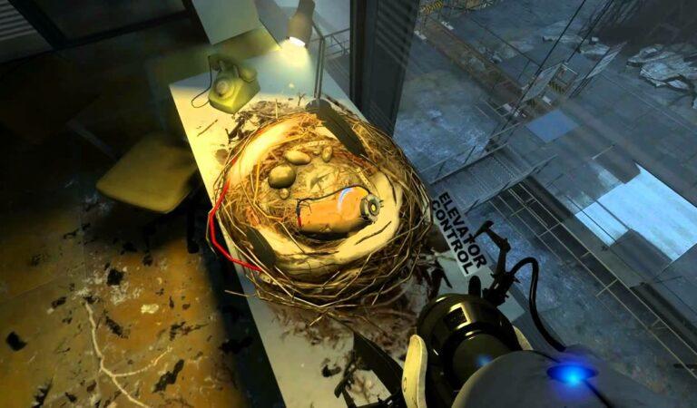 Bermain Potato Glados Portal 2 Dengan Momen Menyenangkan