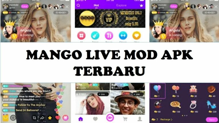 Cara Download Mango Live Mod dengan Mudah