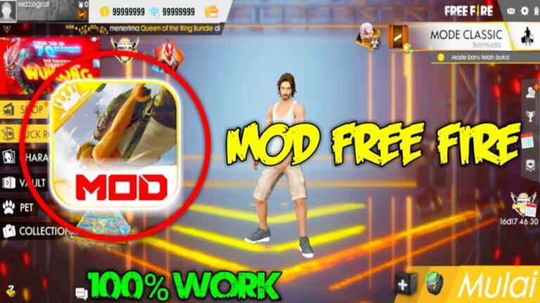 Cheat Free Fire Terbaru Script Diamond & Skin