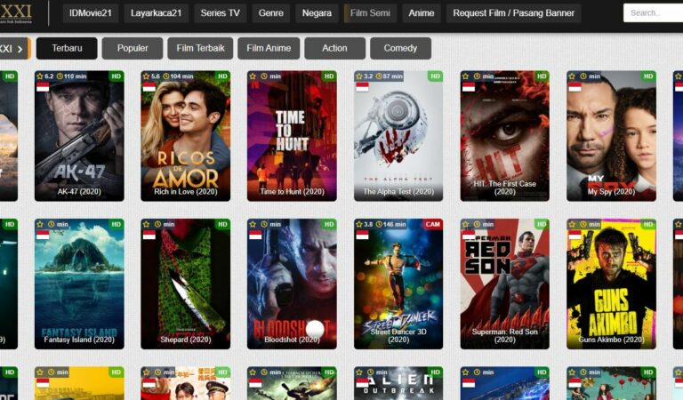 Gudang Movie Situs Download dan Streaming Film Terlengkap