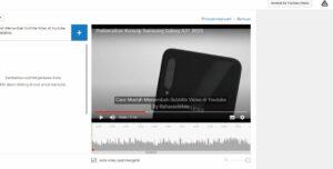 Cara Menambah Subtitle Video di Youtube