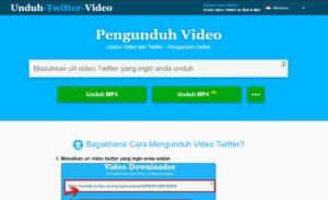 Downloadtwittervideo