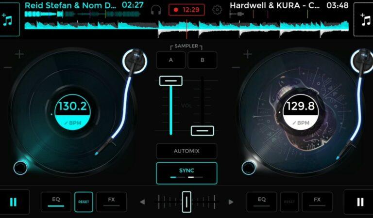 Aplikasi Dj Remix Paling Keren Untuk Ponsel Anda