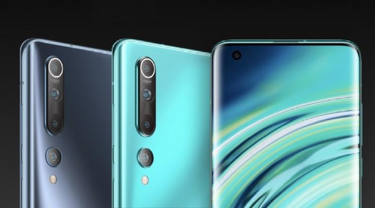 Baru Rilis Deretan Handphone Xiaomi Layar Lengkung