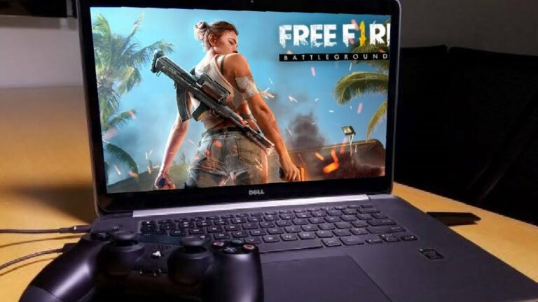 Cara Download Free Fire di Laptop