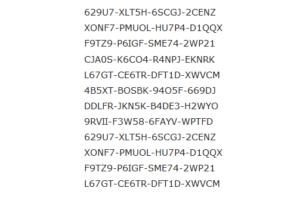 Daftar Serial Number IDM 6 Build 17