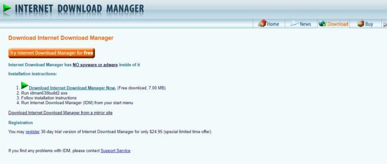 IDM Full Version Free Serial Number Terbaru