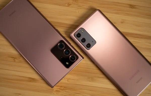 Spesifikasi Samsung Galaxy Note 20 dan Galaxy Note 20 Ultra