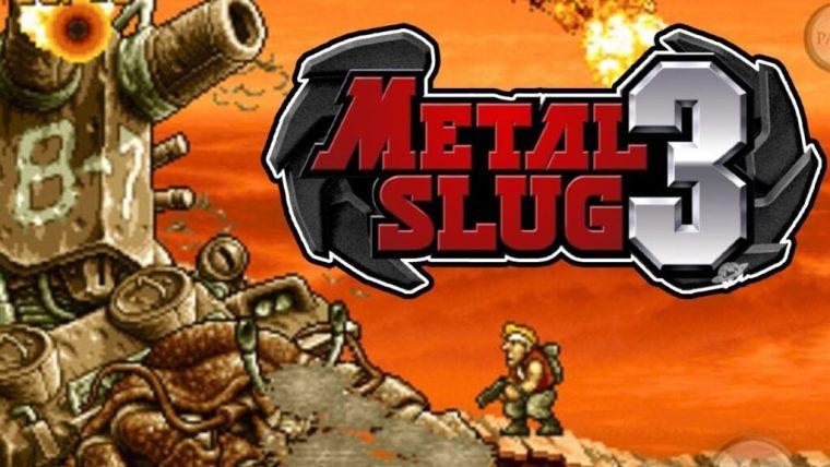 Cara Mabar Metal Slug 3 dengan Teman