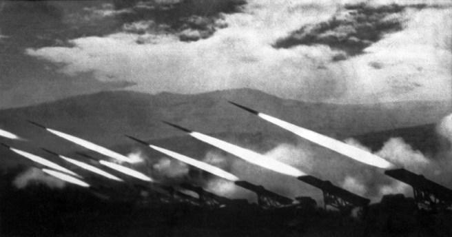Teknologi Persenjataan pada Masa Perang Dunia