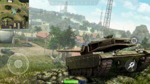 War of Tank : PvP Blitz