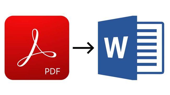 Cara Mengubah PDF Ke Word Dengan Cepat