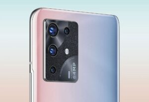 Kamera ZTE S30 Pro