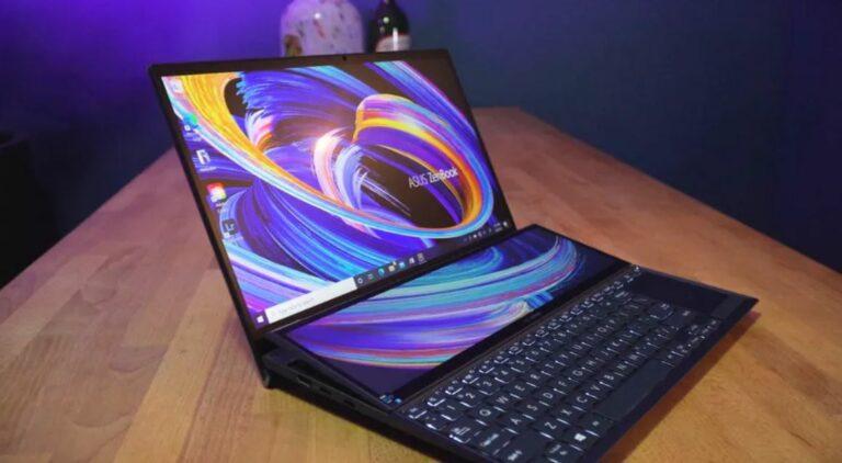 Spesifikasi Asus Zenbook Duo dengan Layar Ganda
