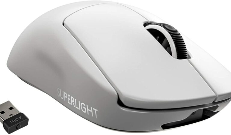 Mouse Gaming Terbaru Logitech G Pro X Superlight: Enteng dan Nyaman Dipakai!
